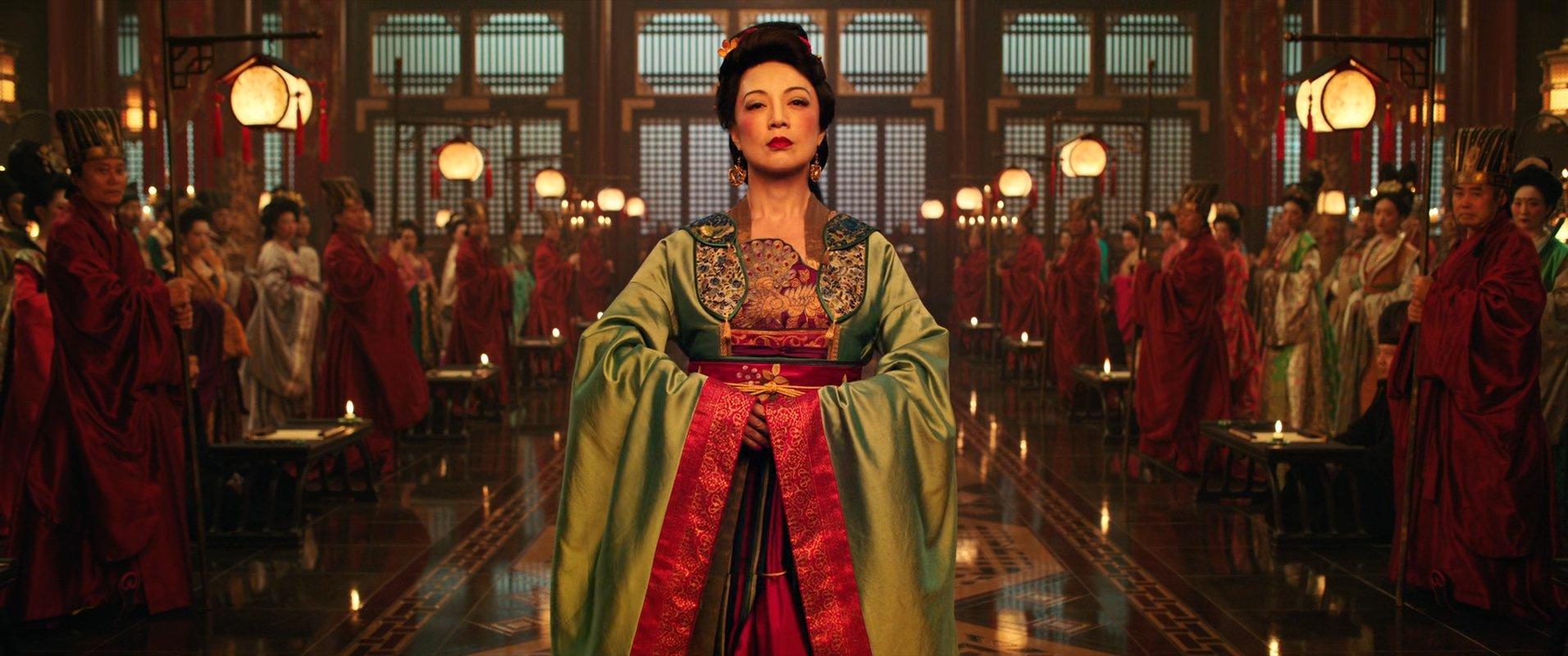 《花木蘭》爆「被陸官方封殺」!劉亦菲發文「有史以來最好」再惹眾怒
