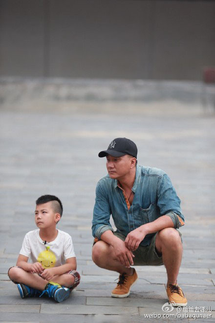 《爸爸3》康康長大了!12歲「身高超過媽媽」 網驚:認不出
