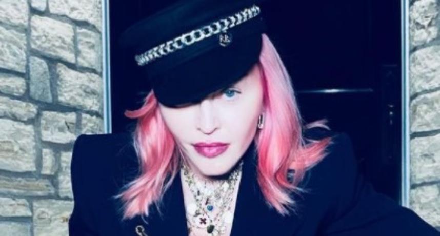 瑪丹娜找台裔男獻「第一次」!曬照驚見「蛇精女」遭酸:又整形?