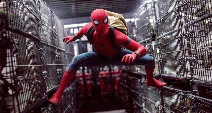 史上最強劇透王!「蜘蛛人」保證不會再有下次 下秒直接摔 iPad