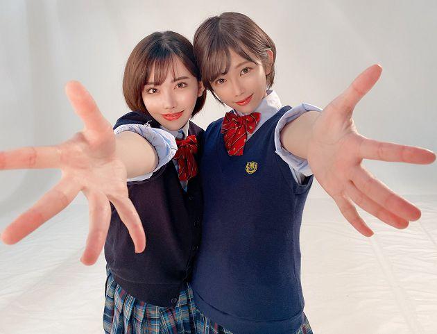 深田詠美合體短髮女神!「制服亮相」網狂敲碗:新作品?
