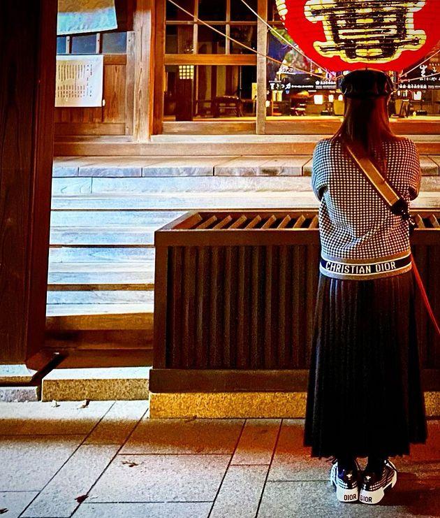 不到1年再懷二胎!濱崎步曝光照片「生父成謎」:是同一個爸爸