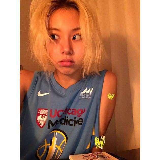 Twice成員爆熱戀刺青師!網揪「戀愛證據」JYP:無官方立場