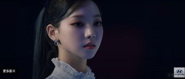 曾被爆轟EXO長得醜!柳智敏合作KAI拍廣告 網:眼距符合防疫距離
