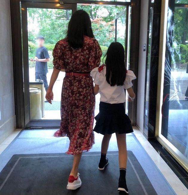 「韓國第一正妹」女兒完全不像爆整形!近況曝光:基因太強了
