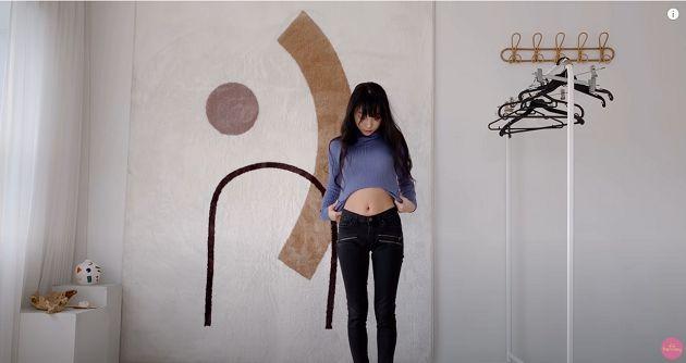 洗澡片瘋傳!韓超兇DJ「人體試衣間」影片曝光 換衣過程全流出