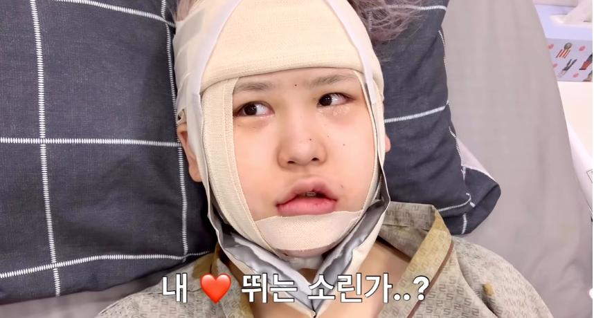 遭批整形怪物!南韓百萬YouTuber曝光「A到E」:對自己太壞了