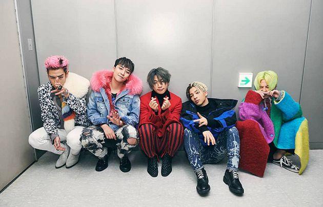 BIGBANG要回歸了?GD「回應洩玄機」:正在準備中