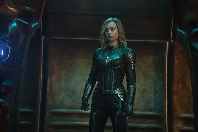 漫威最強女英雄!布麗拉森為《驚奇隊長2》超狂「健身過程」曝