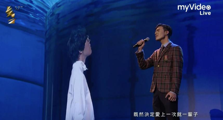 金馬57/被演員耽誤的歌手!陳昊森現場「清唱」《刻在》網讚爆!