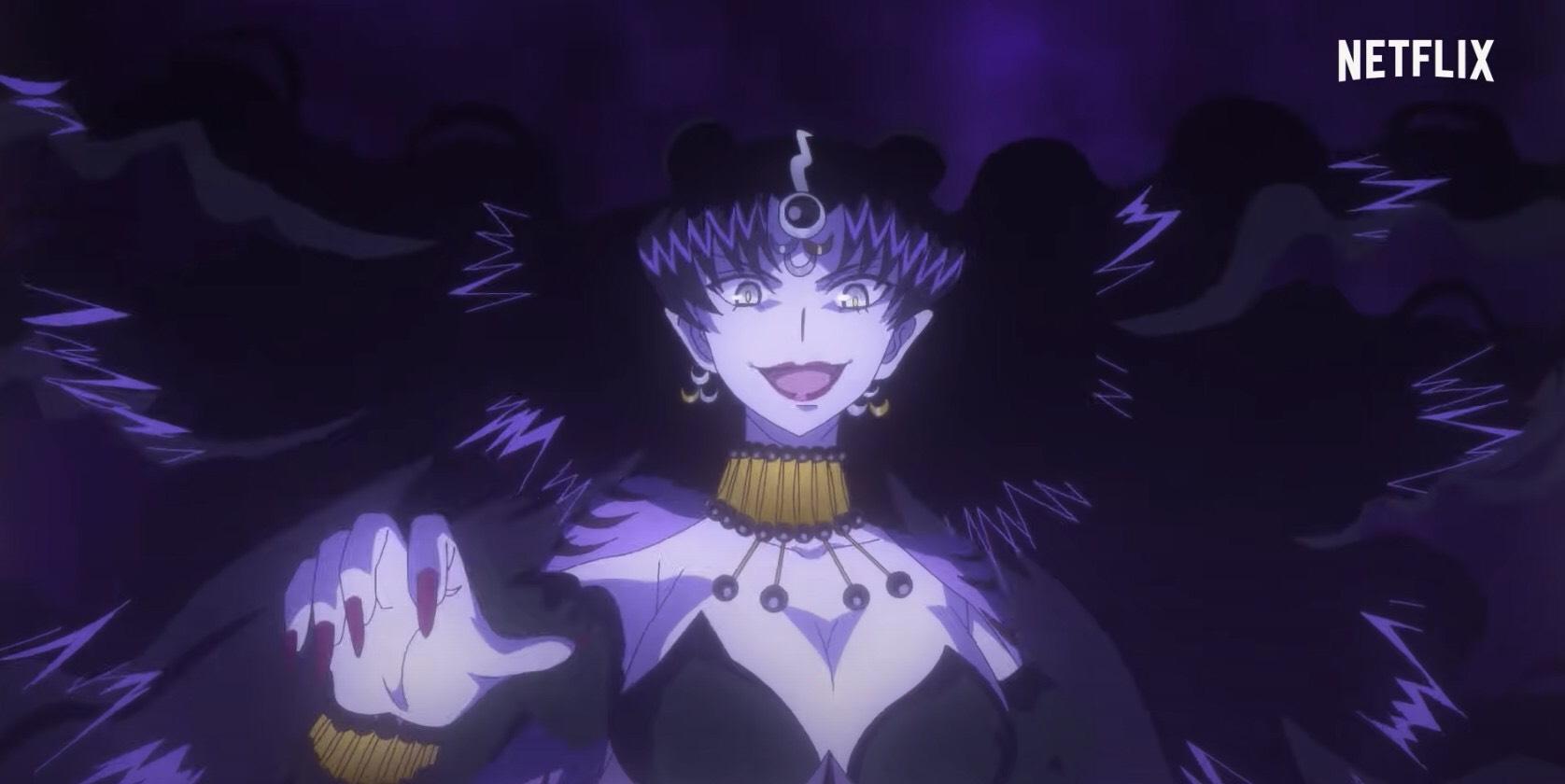 納莉尼亞女王