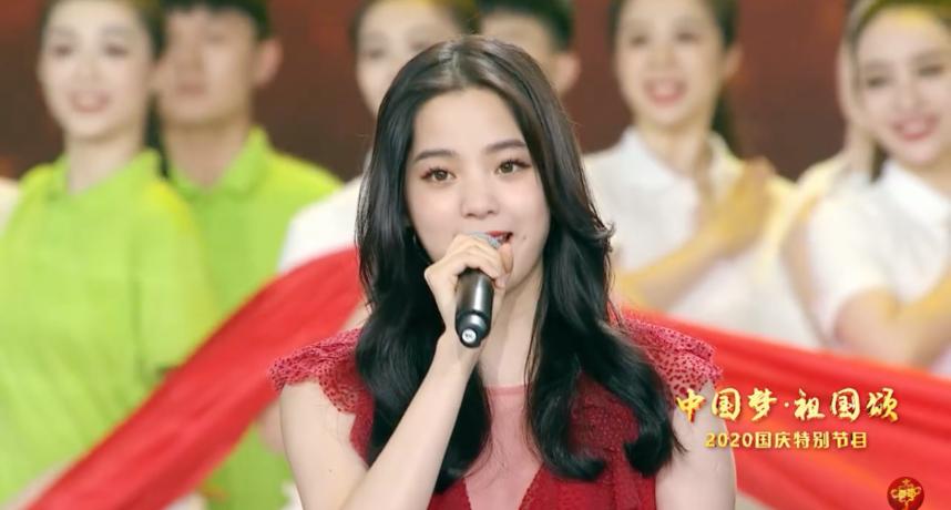 歐陽娜娜中國國慶獻唱「我的祖國」!給自己打100分:「覺得期待又激動」