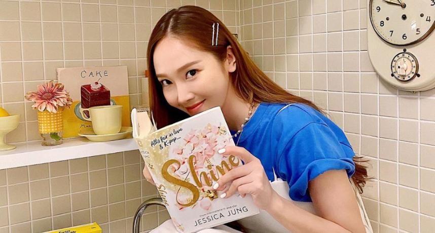 少女時代前成員Jessica「自傳小說」惹議!疑似影射前隊友 網怒:什麼時候才肯放過