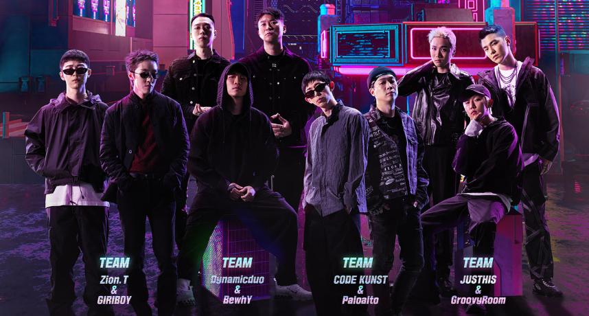 懶人包|嘻哈選秀《Show Me The Money 9》導師介紹,他們都是韓國超一流的Rapper!