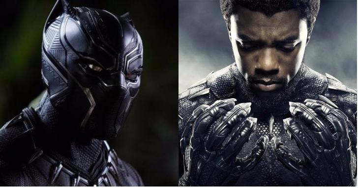 《黑豹》全新電影海報釋出,風格特色超強烈!