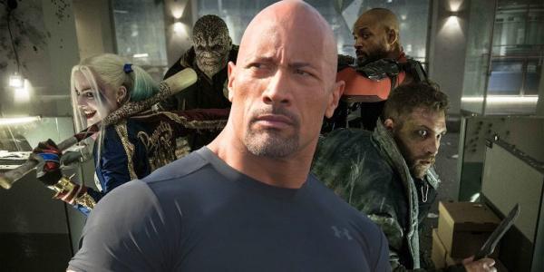 最大反派出爐?「黑亞當」巨石強森有望加盟《自殺突擊隊2》成大規模殺人武器!