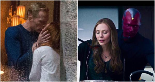 最重大改變!《復仇者4》最新臨演資訊暗示「緋紅女巫」、「幻視」共組家庭、兒子誕生!
