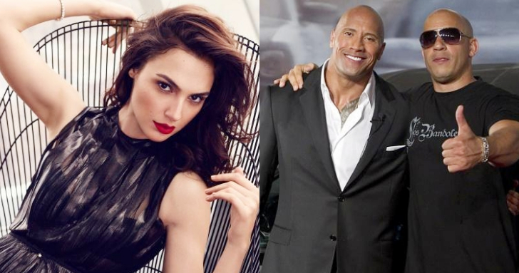 富比士 2017 年好萊塢票房最高的演員排行榜,《玩命關頭》光頭之爭誰幫電影賺最多?