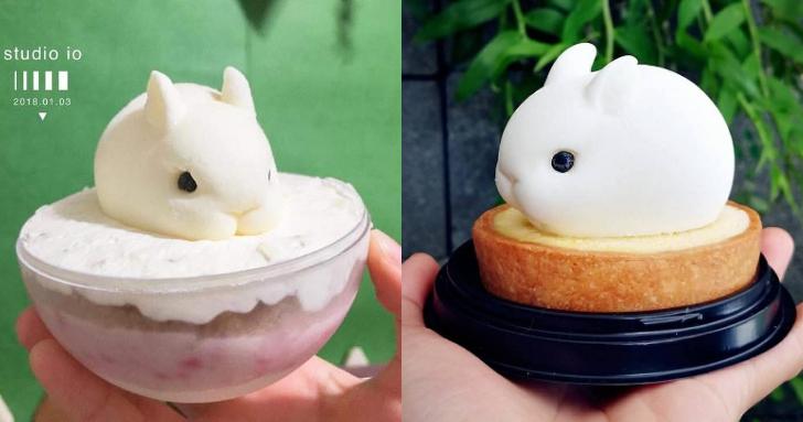 台灣「超可愛兔兔檸檬塔」引起爆量討論!日本網友:規劃來台旅遊