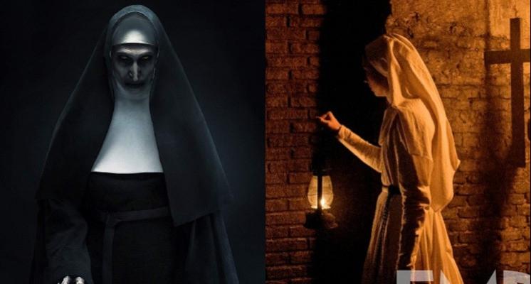 強檔鬼片《鬼修女》首支預告和海報出爐!網友:「被最後一幕嚇到抖超大力!」