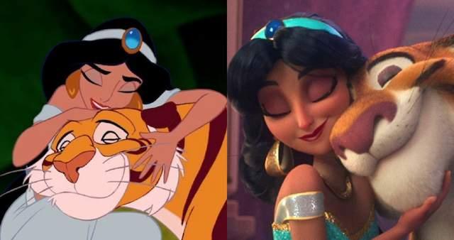 「迪士尼公主」3D化大集合!《無敵破壞王2》亮點太搶眼 引爆萬眾影迷期待!