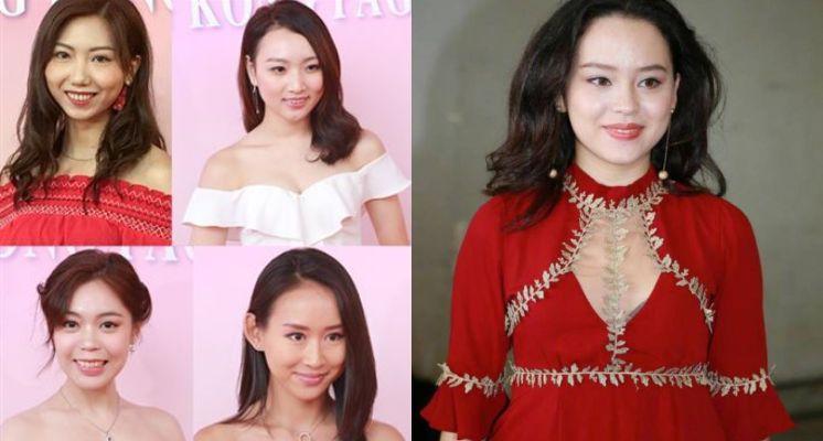 這批貨太純!年度「香港小姐」選拔賽初賽照曝光    素質堪憂網呼:誰給你們勇氣的?