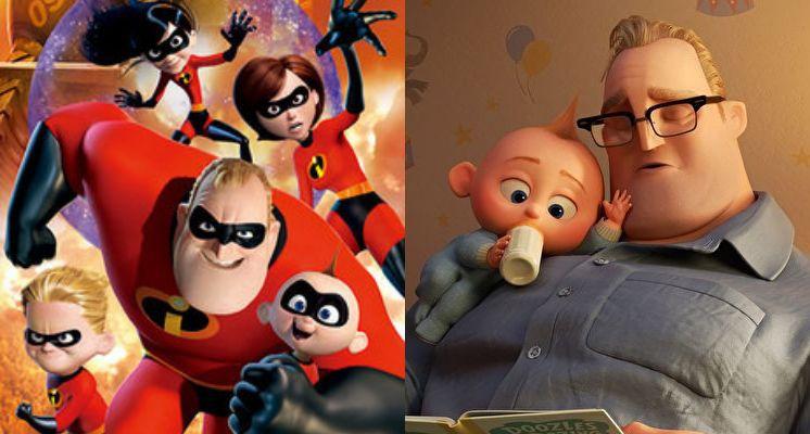 有雷/《超人特攻隊2》嬰兒「小傑」潛力大爆發,17項超能力盤點驚呼影迷!