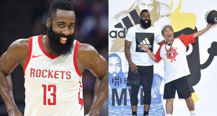 金鐘53/「NBA」年度MVP破天荒來台錄製《玩很大》!「哈登」在台行程大公開,血拚、酒吧樣樣來!