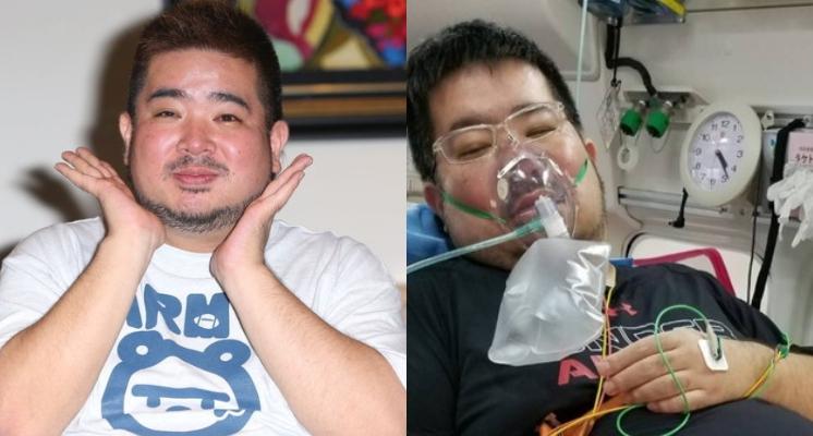 病危通知頻傳!日本網紅「拓也哥」才剛動截肢手術 再傳「心衰竭」急送醫!