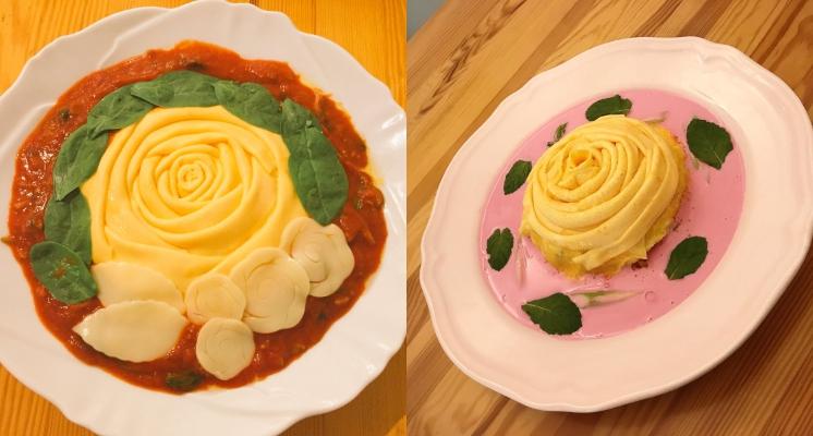 【東京】如花般的蛋包飯!日本超欠拍「花系」餐廳—下北澤「Cafe tint」