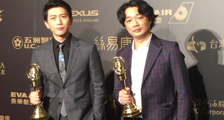 金鐘53/《台北歌手》獲五大獎!「莫子儀」、「樓一安」最佳編劇:雙方有爭執才有好作品