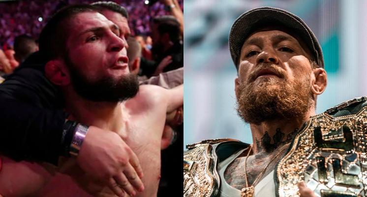 康納爾·麥格雷戈重返 UFC 慘敗,台上台下打成一片最壞示範!