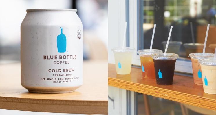 Blue Bottle驚喜登台~出國必喝的藍瓶咖啡禮品快閃店1月登場,不用出國也能喝!