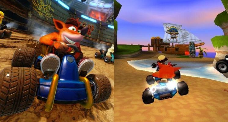 經典 PlayStation 賽車!《袋狼大進擊賽車》重製版明年發售 還記得這個童年回憶嗎?