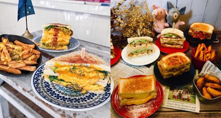 早午餐吃什麼請看這篇!盤點板橋5家人氣早午餐推薦,好吃到在地人也激推啊!