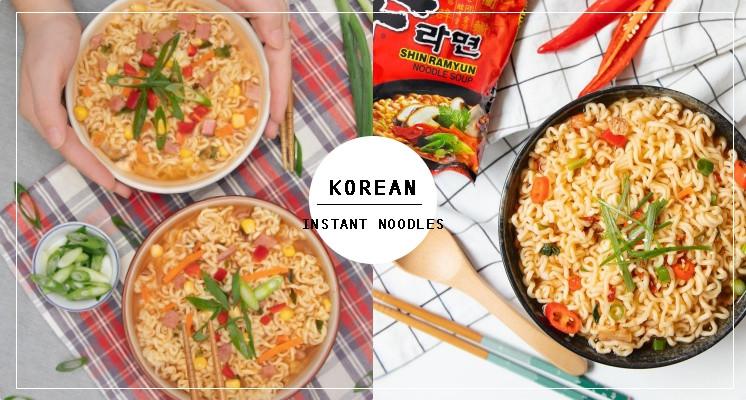 只懂辛拉麵真的母湯!盤點2019韓國必買泡麵TOP7,就算行李超重也扛得心甘情願啊!