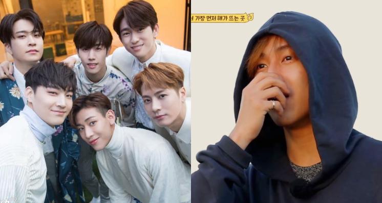 GOT7成員認了「一出道表現差」!節目吐「努力過程」 難過稱:想跟粉絲一直存在!