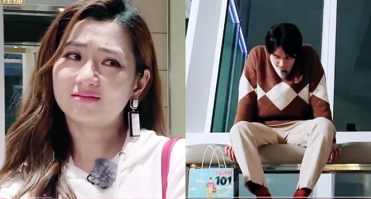 情路超坎坷!「張軒睿」節目中「含淚吐真心話」...「Selina」淚崩轉身離場!