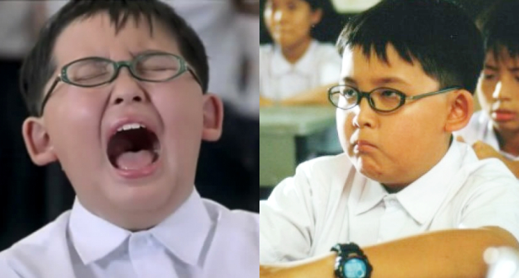 《小孩不笨》媽寶小胖子Terry「近況曝光」!17年後「長相巨變」震驚全網!