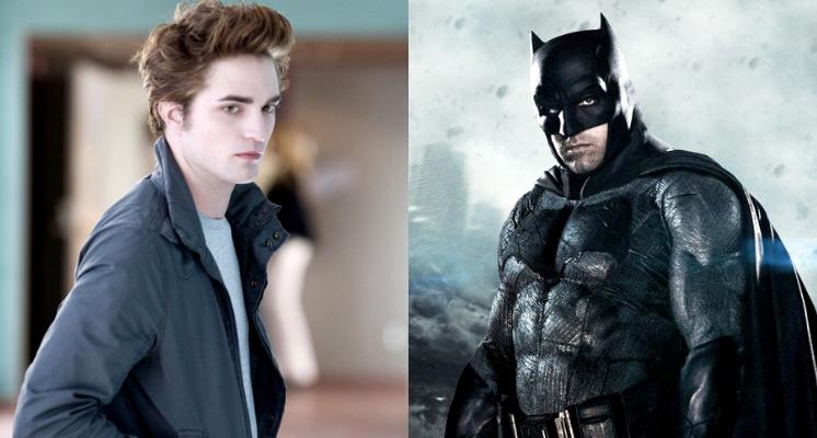 《暮光之城》男主角成「新蝙蝠俠」!反彈聲浪不斷…惹羅伯派汀森回嗆:失敗就轉拍X片!