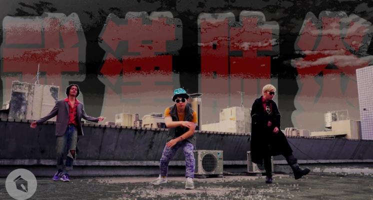 呼喊廢言!「賀瓏」組團饒舌 本業技能嘲諷「酸爆」網:沒發燒是要等14天?