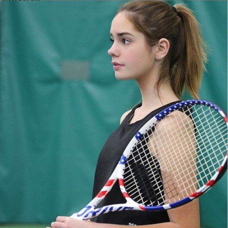 撞臉「妙麗」!網球界15歲新星掀熱議:網球界的艾瑪華森