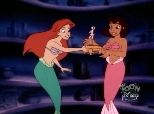 《小美人魚》女主直播唱歌再掀論戰!網氣炸:妳真的不是我的愛麗兒