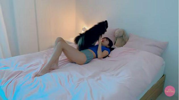 影/尺度無極限!韓國超兇DJ「1分鐘洗澡片曝光」 網:看起來好軟