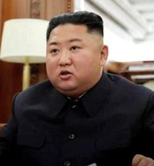 剛打臉「病危說」!金正恩「消瘦照」留出  網暴動:史上最帥領導人