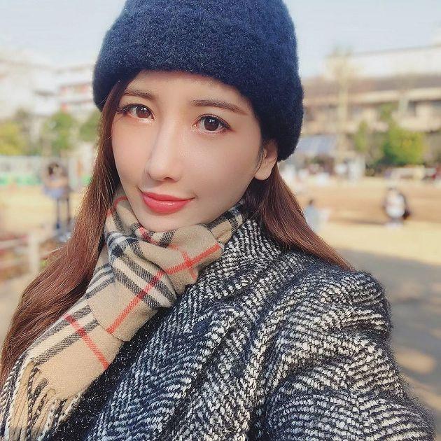PTT驚見口罩正妹!網肉搜驚見「是日本寫真偶像」:來台學中文~