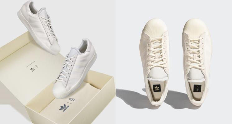 adidas Originals X 陳奕迅驚喜上市!極簡奕式LOGO超吸睛