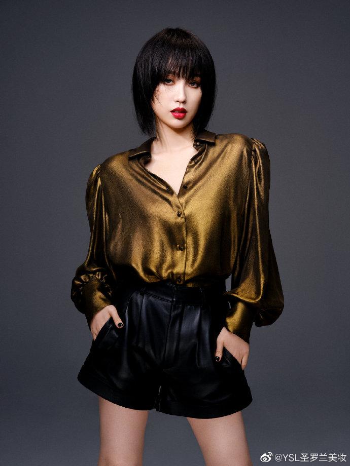 顛覆形象!THE9虞書欣「短髮新造型」曝光 網驚:撞臉Lisa?