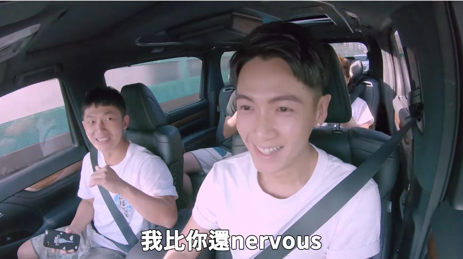 柯震東首發Youtube挑戰自潛  好友相伴黃腔開不停 網:全程姨母笑