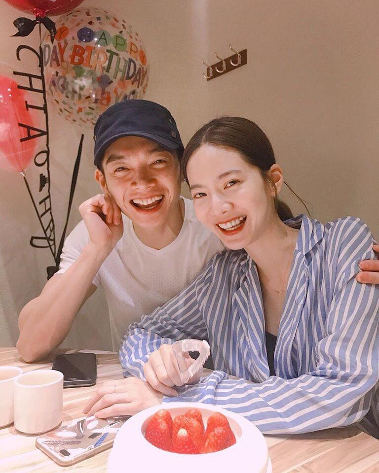 10年戀情終於開花! 曾之喬、辰亦儒無預警宣布:我們結婚了!